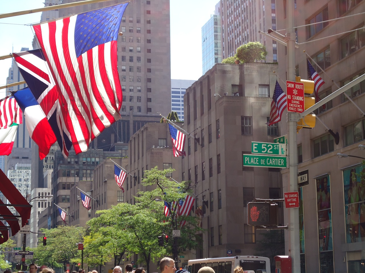 NYC 5th Ave.