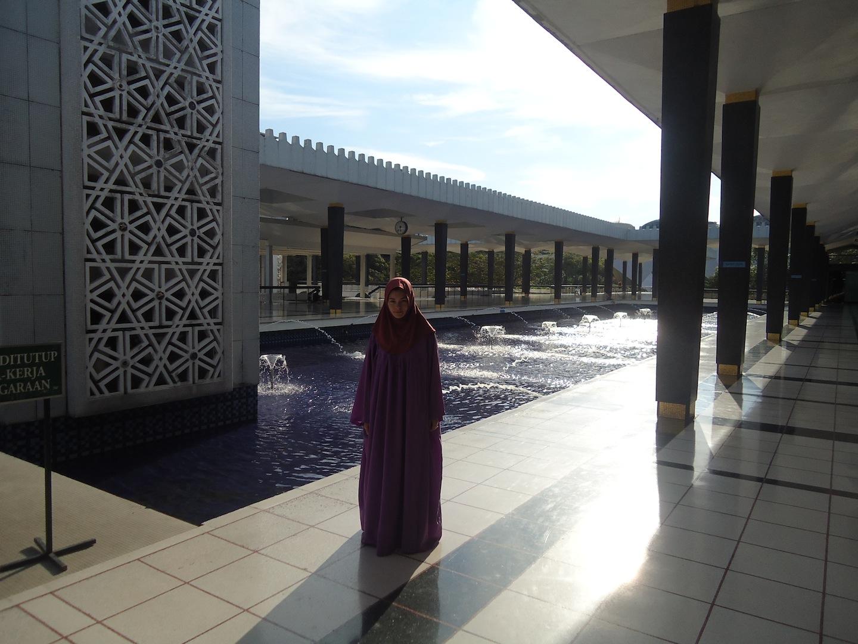 KL National Mosque 1