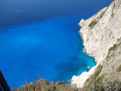 Zakynthos Shipwreck View 1