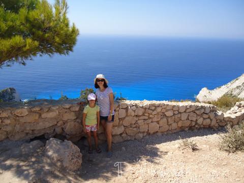 Zakynthos Shipwreck View 13