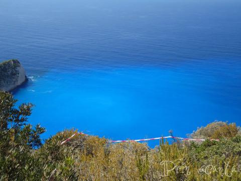 Zakynthos Shipwreck View 3