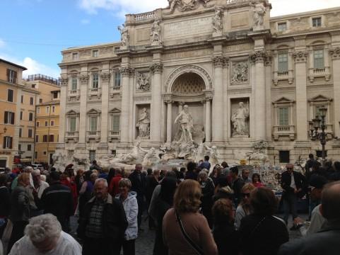 Roma-Fontana di Trevi 2