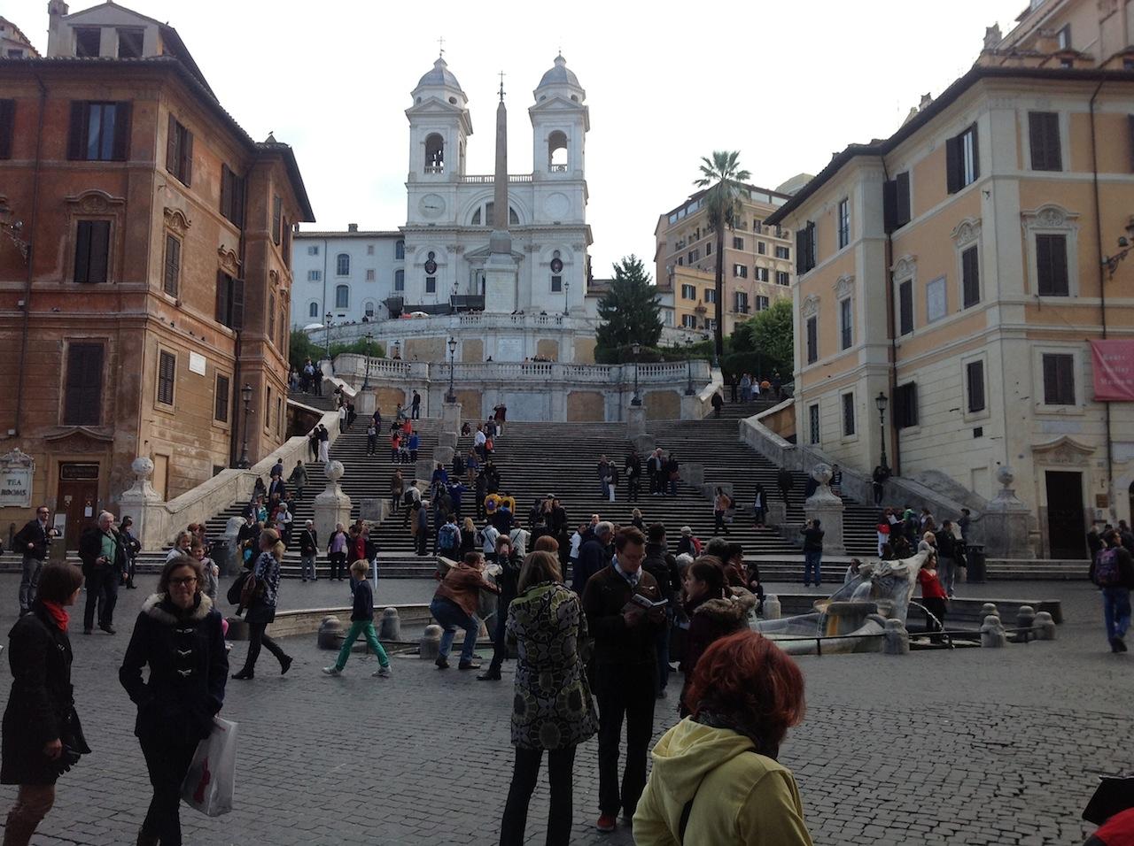 Roma-Piazza di Spagna 3