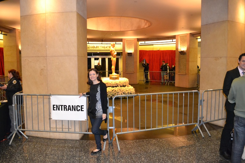 Los Angeles Dolby Theatre 10
