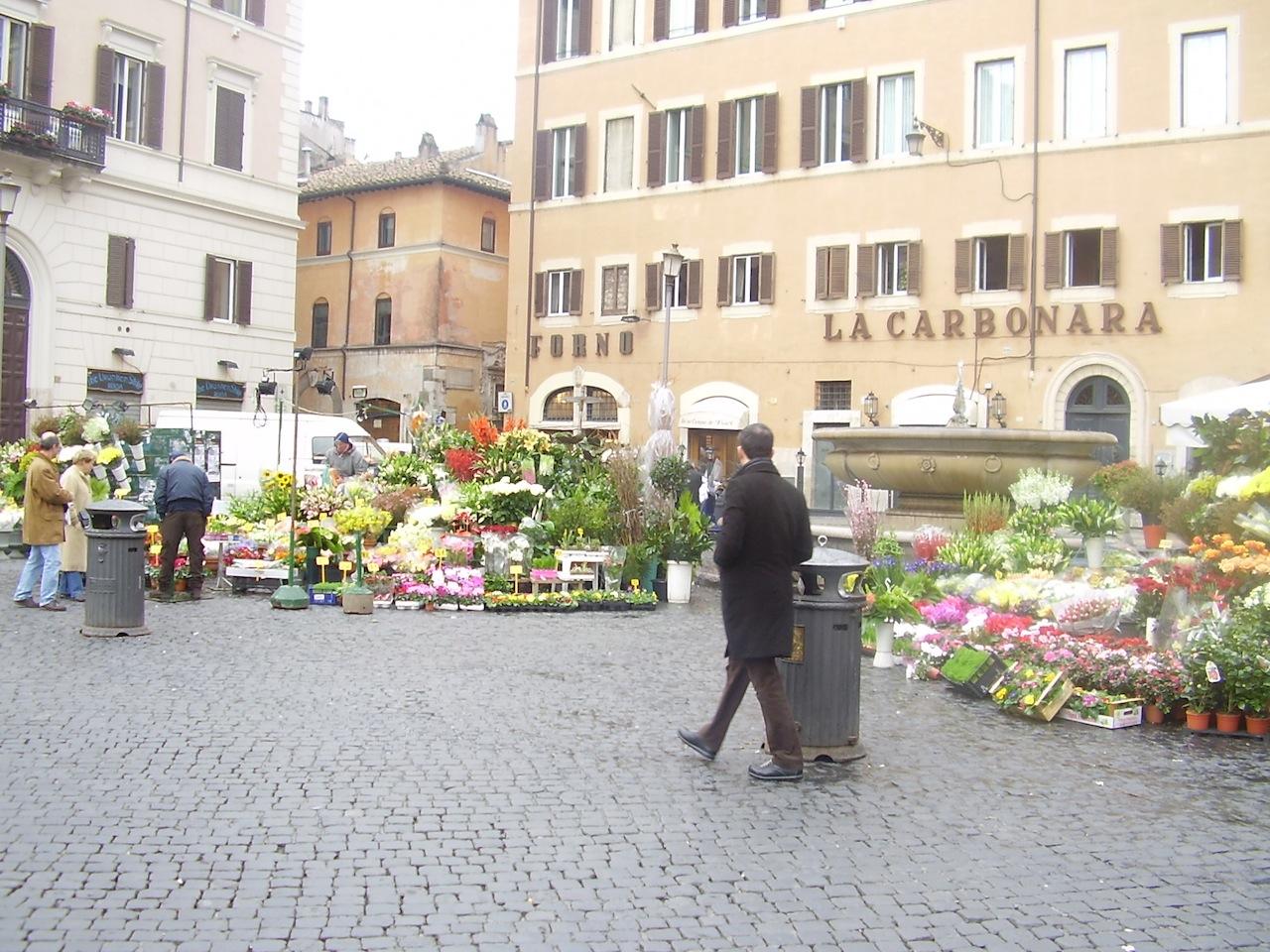 Roma-Campo de Fiori