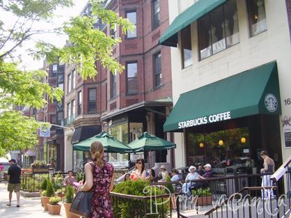 Boston_Newbury Street Starbucks