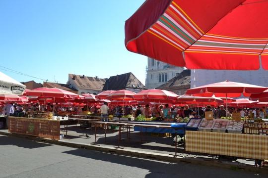 Zagreb_Dolac Market 1
