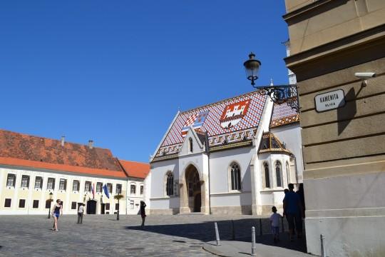 Zagreb_Pta Sf. Mark