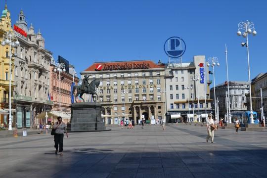 Zagreb_Trg Josipa Jelacica 1