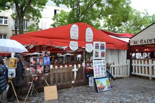 Paris Montmartre 13