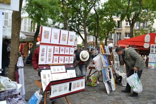 Paris Montmartre 14