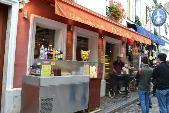 Paris Montmartre 21