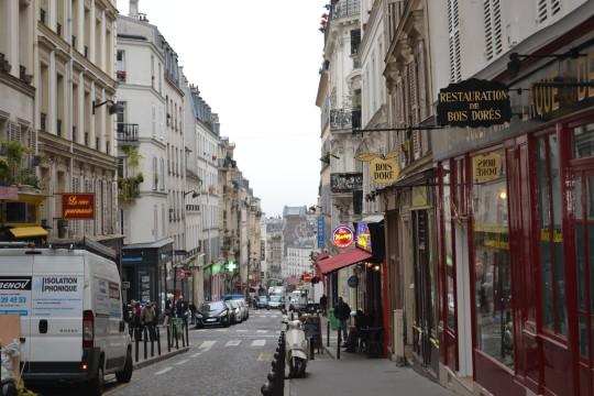 Paris Montmartre 5