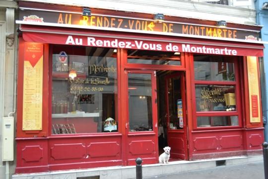 Paris Montmartre 6