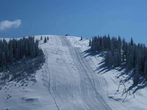 partie ski