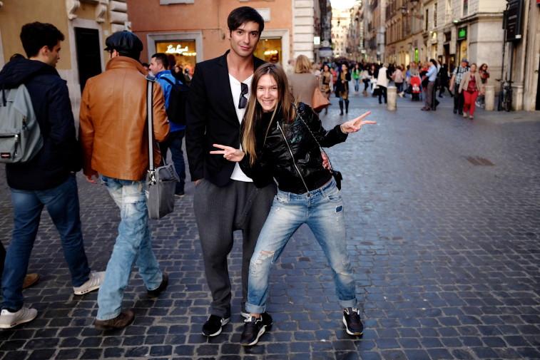 Adela si Radu Roma 4