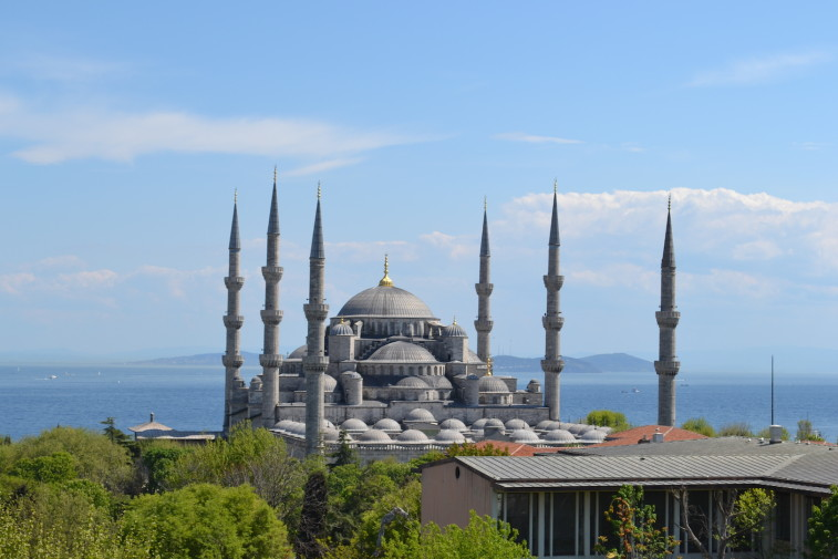 Istanbul_Blue Mosque 1