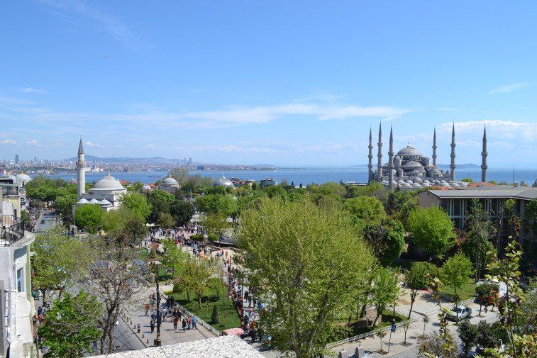 Istanbul_Blue Mosque 2
