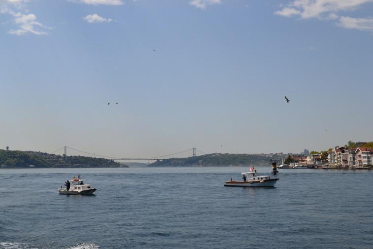 Istanbul_Bosfor cruise 9