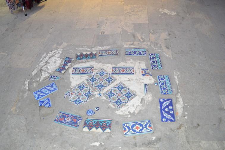 Istanbul_Iznik tiles 1
