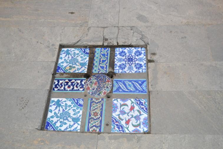 Istanbul_Iznik tiles 2