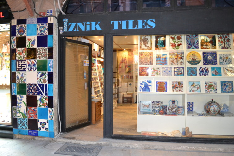 Istanbul_Iznik tiles 3