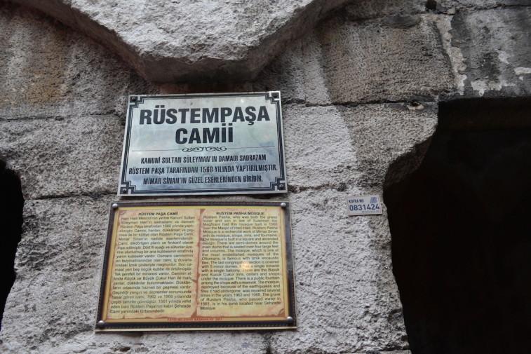 Istanbul_Rustem Pasa 1