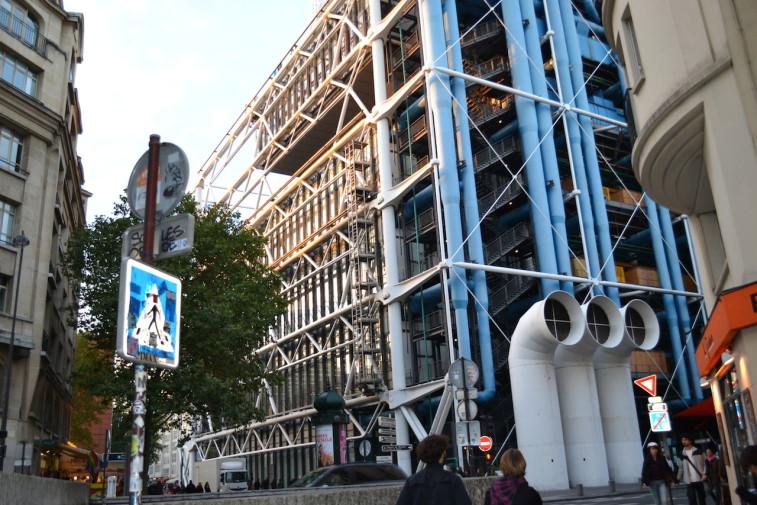 Paris_Pompidou 1