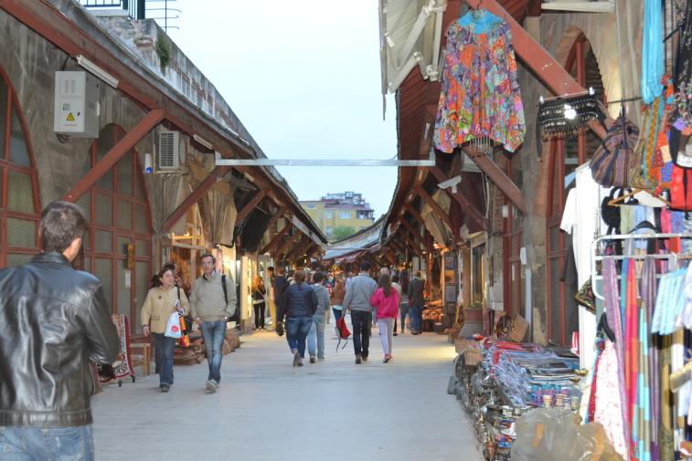 Istanbul_Arasta Bazar 2