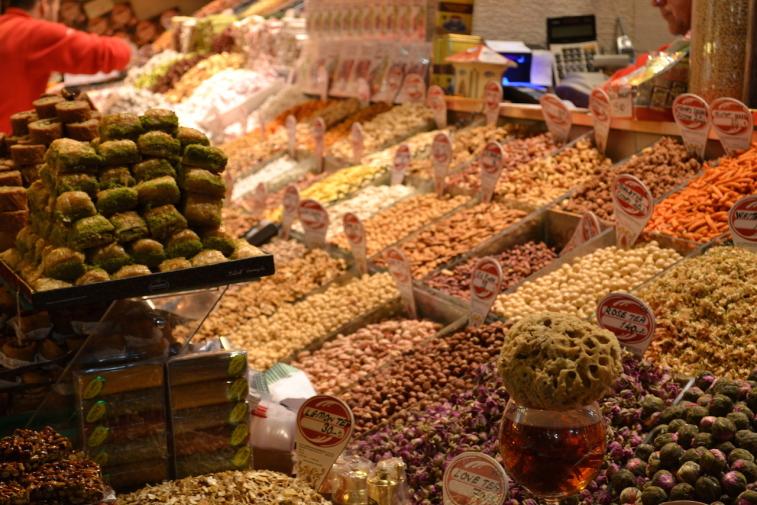 Istanbul_Bazar mirodenii 18