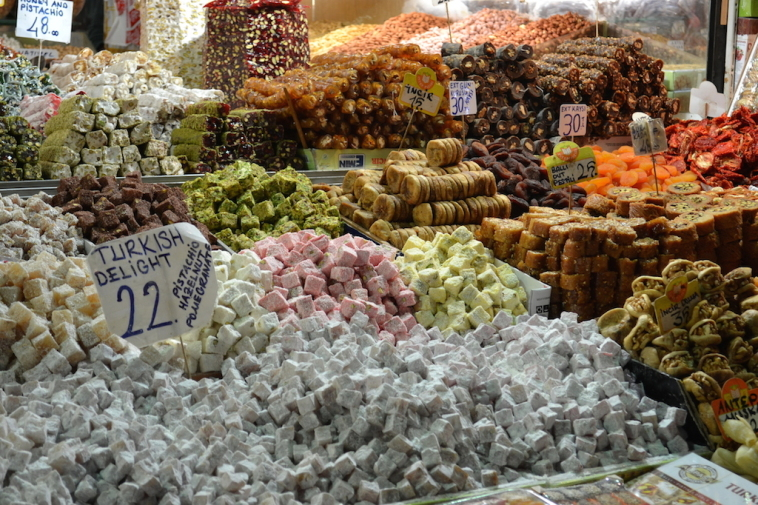 Istanbul_Bazar mirodenii 21