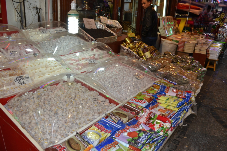 Istanbul_Bazar mirodenii 4