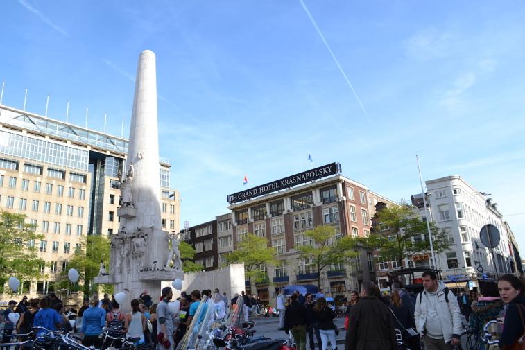 Amsterdam_Dam Square 2