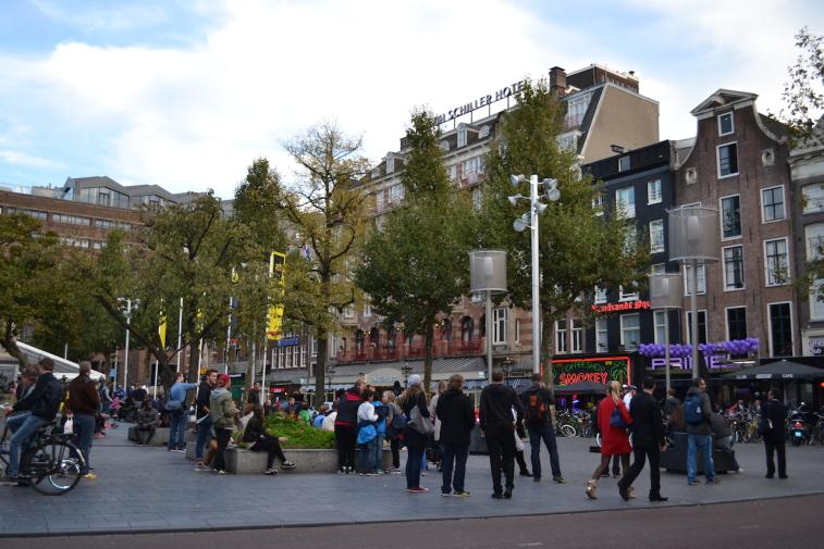 Amsterdam_Rembrandtplein 1