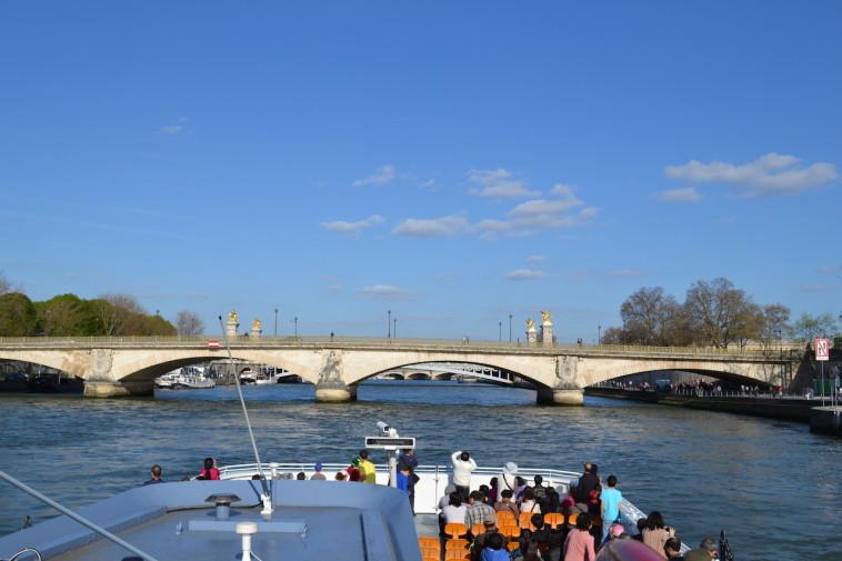 Paris Bateaux Mouches 3