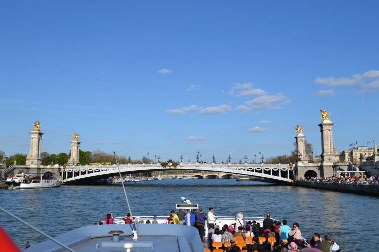 Paris Bateaux Mouches 4