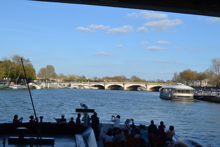Paris Bateaux Mouches 6