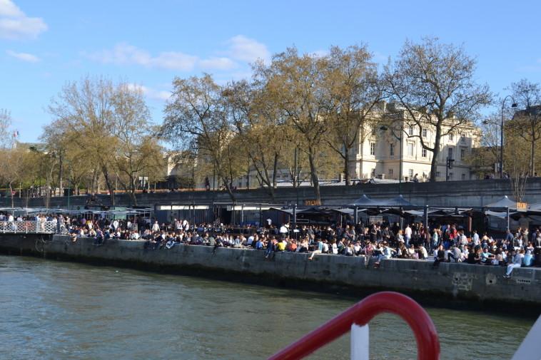 Paris Bateaux Mouches 7