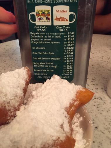 New Orleans_Cafe du Monde 2