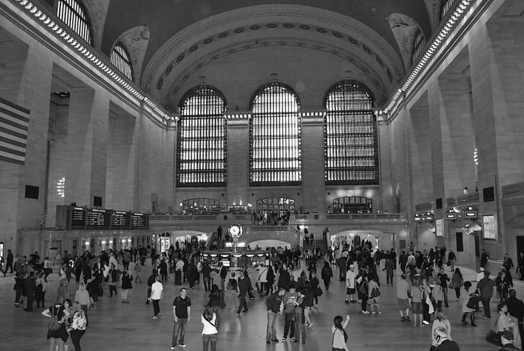 NYC_B&W 11