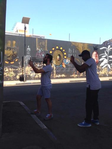 Africa de Sud_Johannesburg_Maboneng_Grafitti