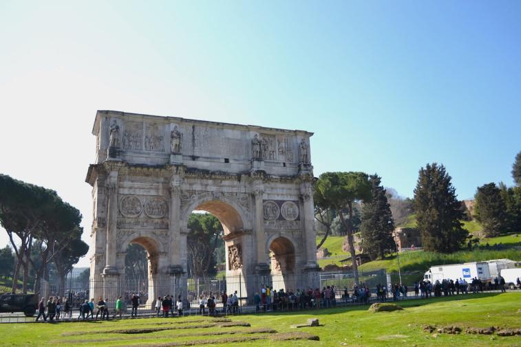 Roma_Arcul lui Constantin