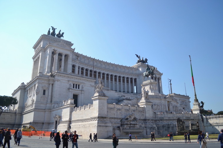 Roma_Piazza Venezia 1