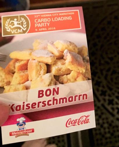 Viena Maraton 16_Kaiserschmarrn 1